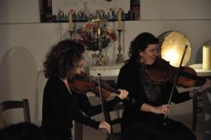 Delphine Chomel et Marion Diaques