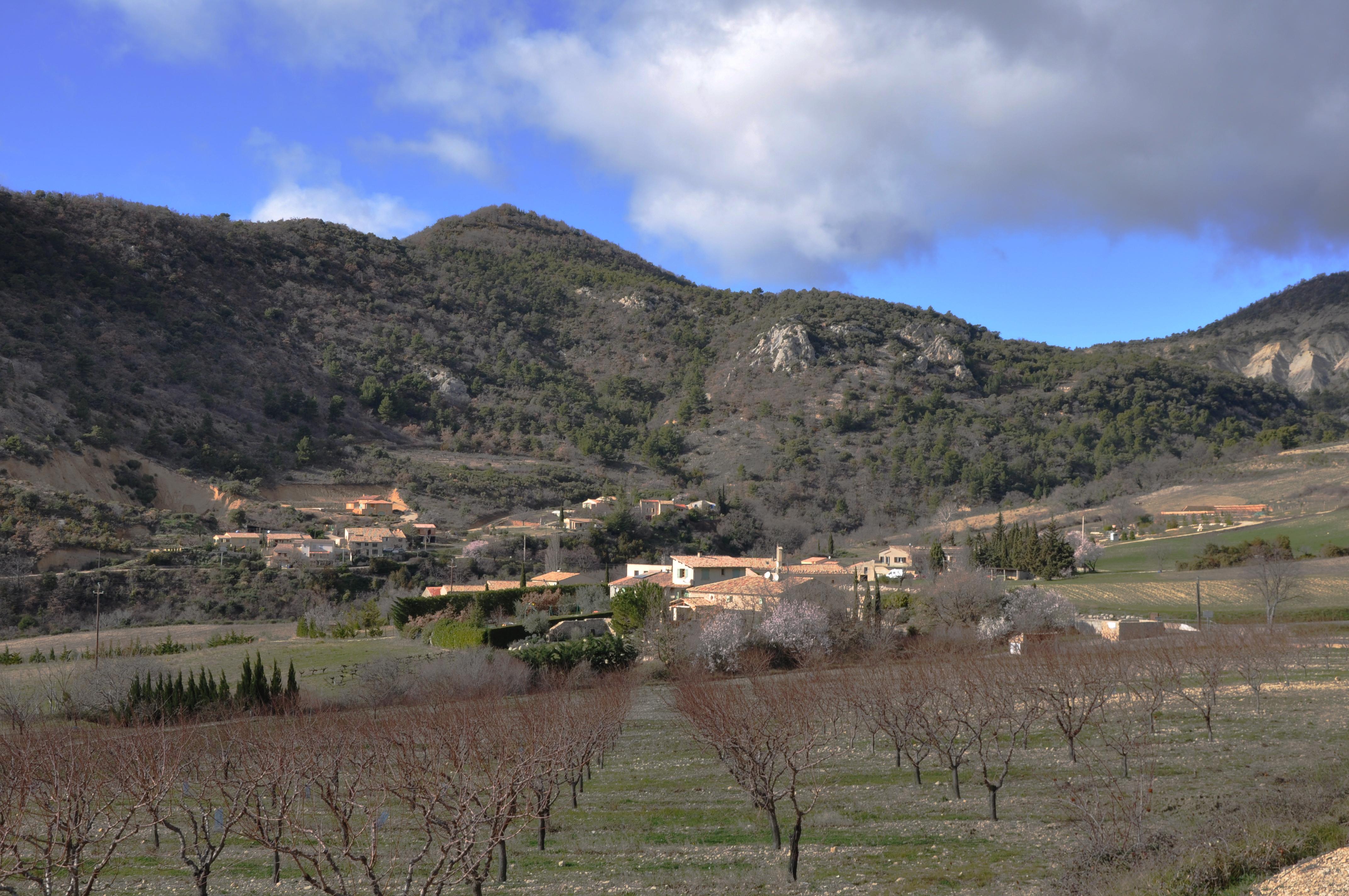 Le hameau des Granges