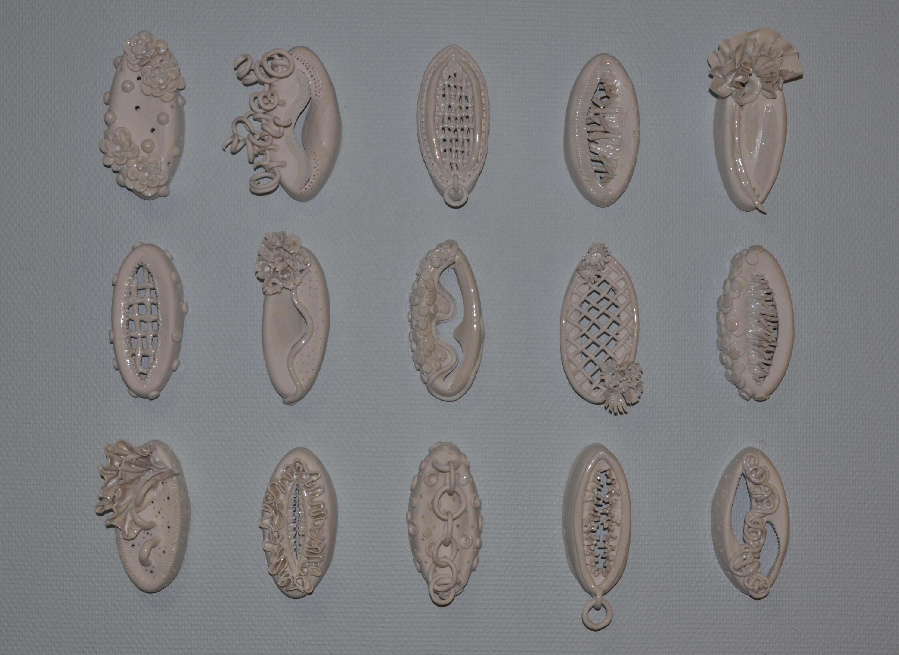 reliefs céramique